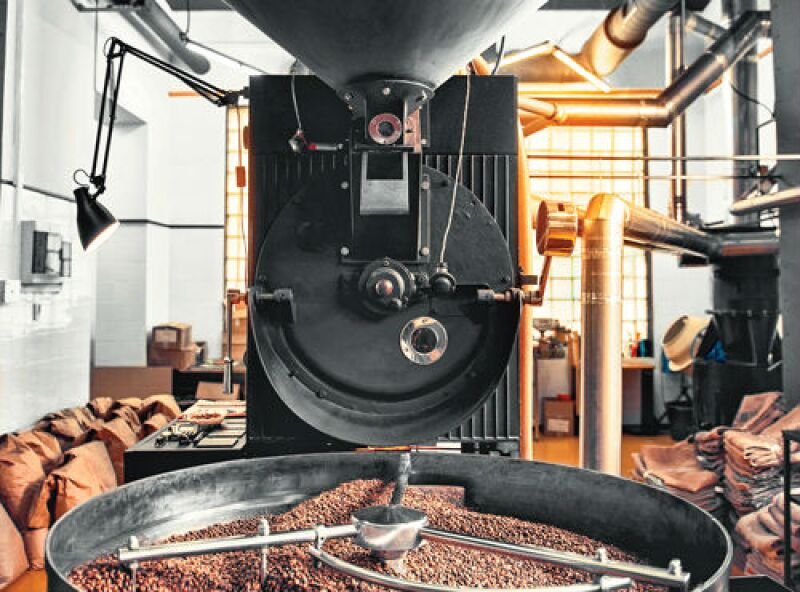molino tradicional de caf�