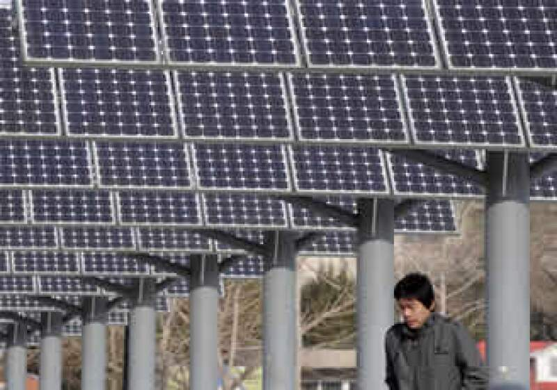 El 25% de las turbinas eólicas chinas no están conectadas a las redes eléctricas nacionales. (Foto: AP)