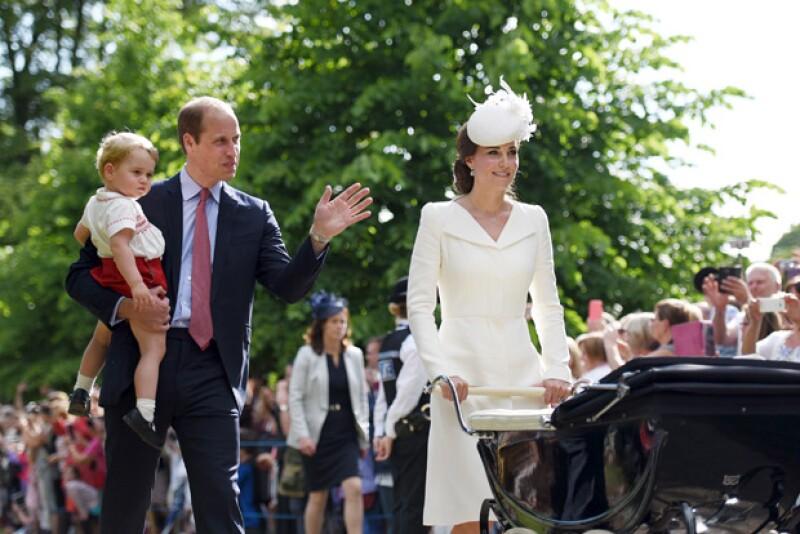 Los duques de Cambridge viajarán junto a sus hijos y la familia Middleton a la isla Mustique, el próximo noviembre.