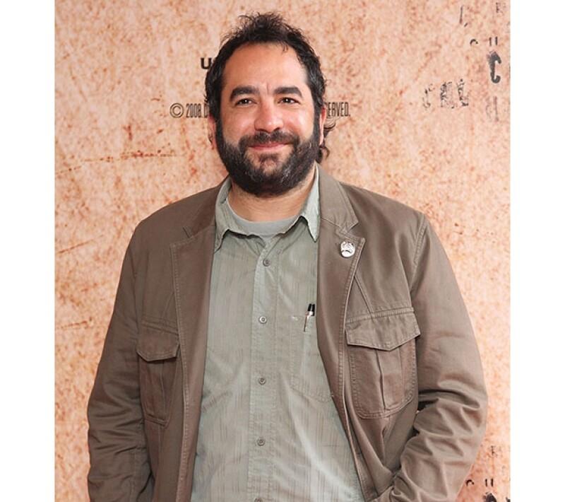 Eugenio Caballero estaba nominado como mejor director de arte en la película `Lo imposible´.
