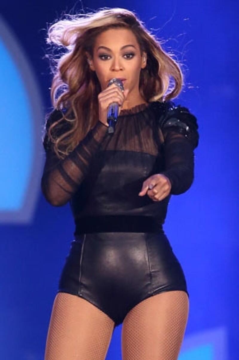 La esposa de Jay Z ofrecerá un concierto el 26 de septiembre en el Palacio de los Deportes.