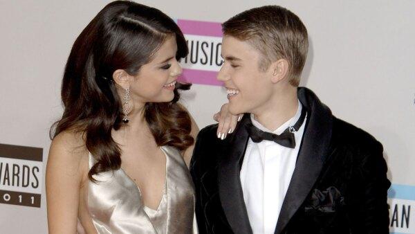 Justin selena Gomez