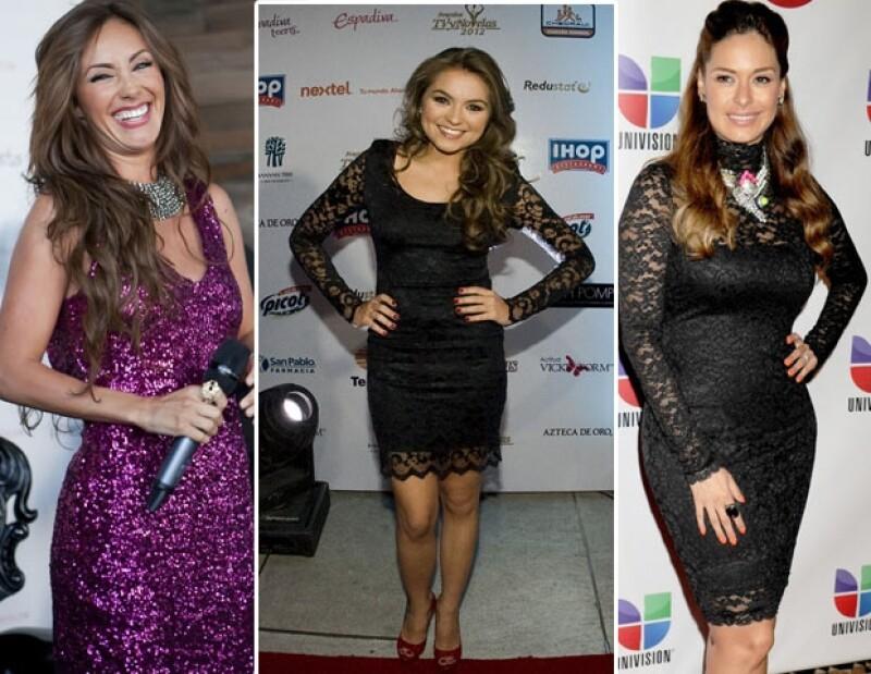 Anahí, Sofía Castro y Galilea fueron algunas de las celebridades que votaron por el candidato EPN.