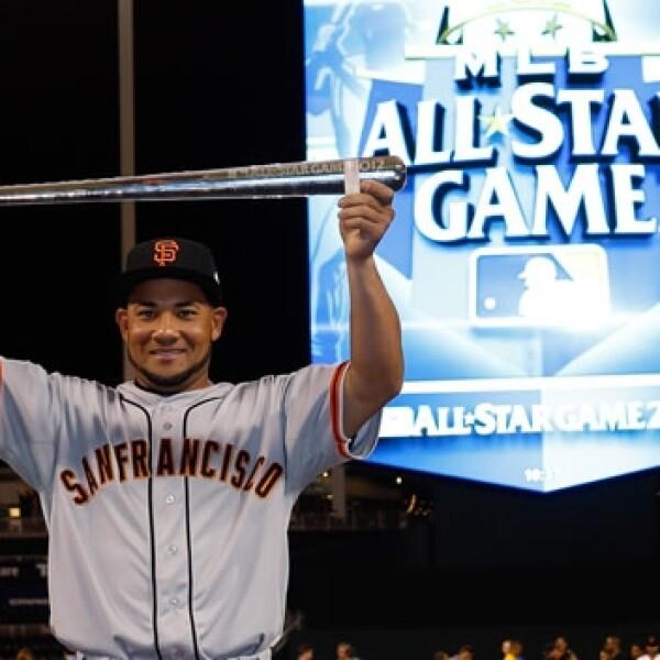 melki cabrera mvp juego estrellas beisbol 2012 liga nacional