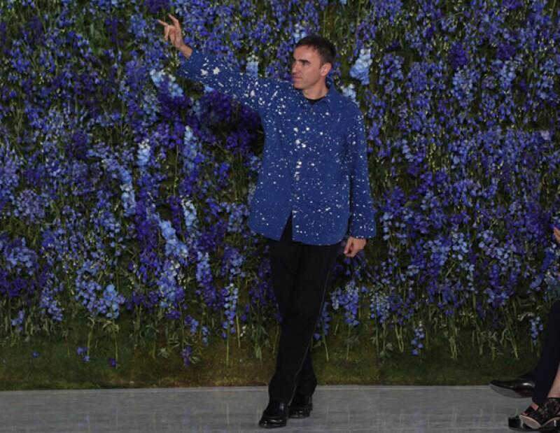 Después de Dior, Raf Simons se concentrará en su firma homónima.