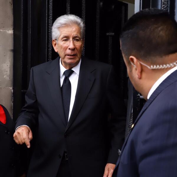 Funeral Alfredo del Mazo González
