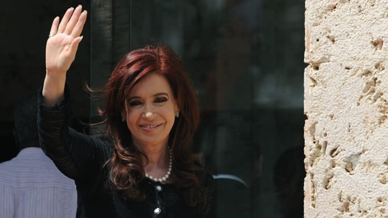 cristina fernandez cumbre americas argentina
