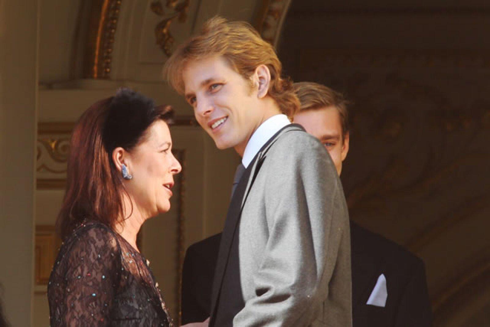 En este perfil no queda duda que Andrea es el príncipe más atractivo de Europa. Aunque hay que mencionar que no tiene título oficial pues su mamá se lo quitó de pequeño para que viviera una vida relativamente normal.