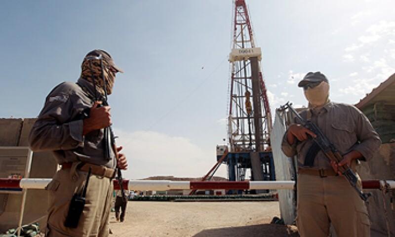 La mayor parte del petróleo iraquí proviene de Bagdad y de áreas en el sur, que no han sido atacadas. (Foto: CNNMoney.com)