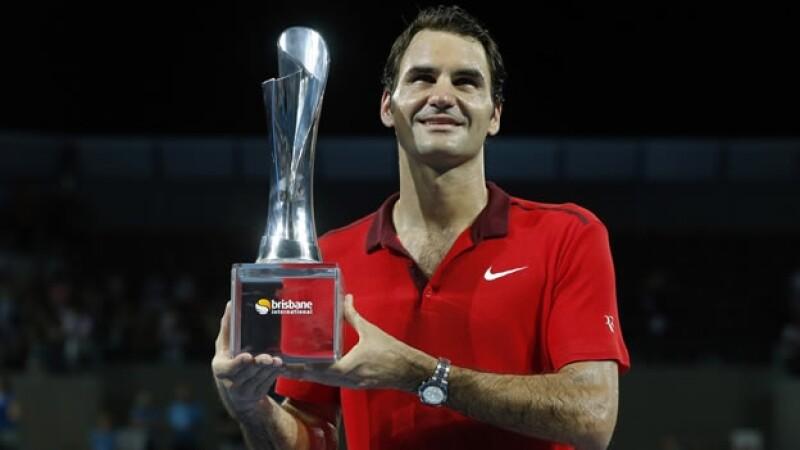 ?Nunca olvidaré este partido?, manifestó Federer tras la obtención del título del torneo de Brisbane
