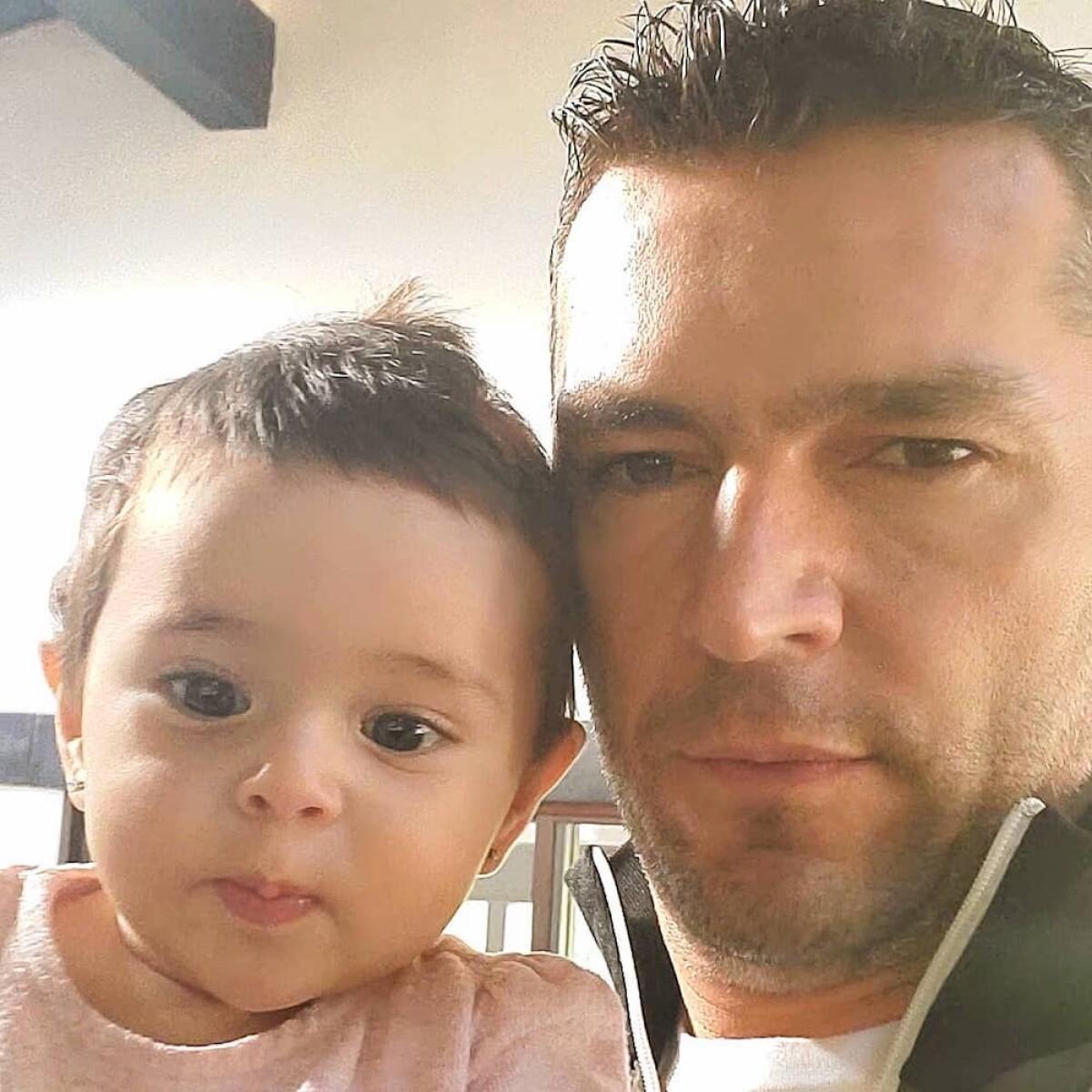 Jacky Bracamontes se lleva gran susto: palma cae sobre Martín Fuentes y su hija