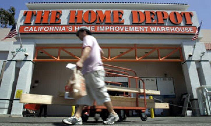 Home Depot se rehusó a decir cuando hará el cambio de móviles. (Foto: AP)