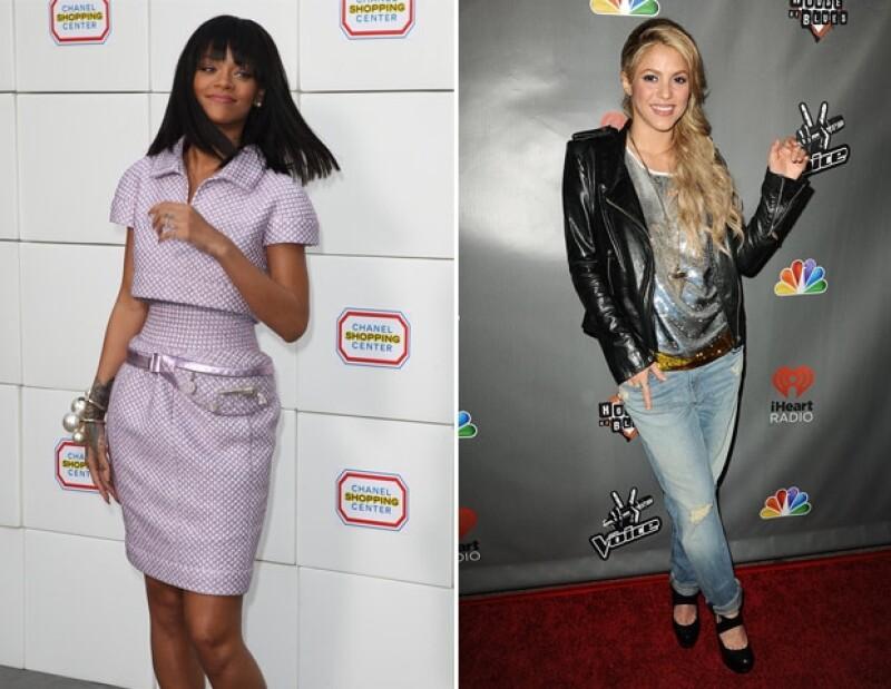 El video de Shakira y Rihanna ha causado mucha controversia debido a las escenas.