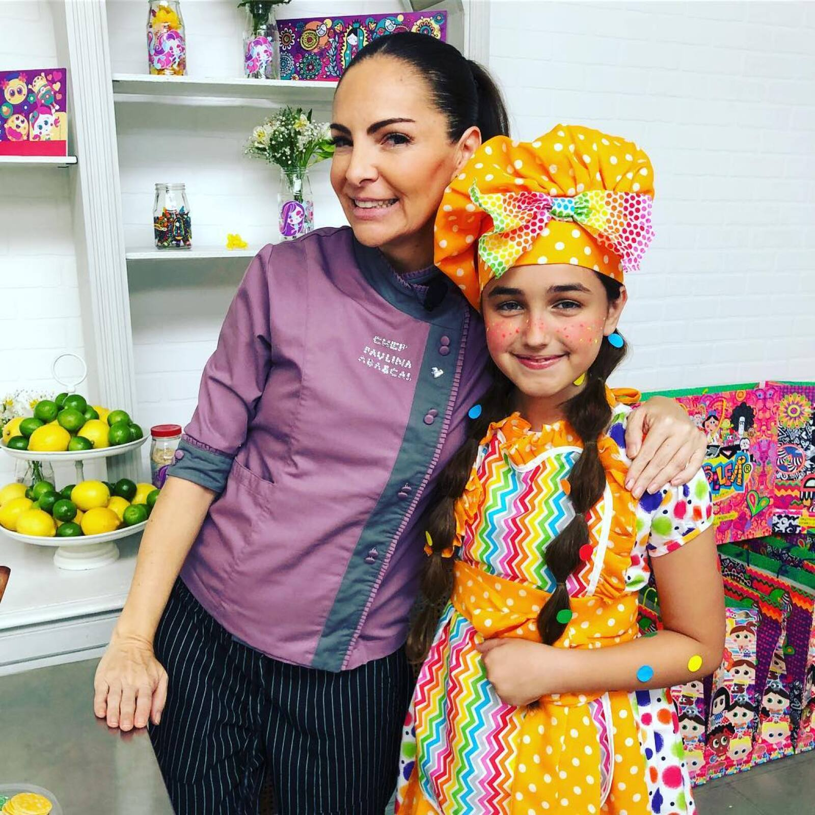 SuShef y Paulina Ab