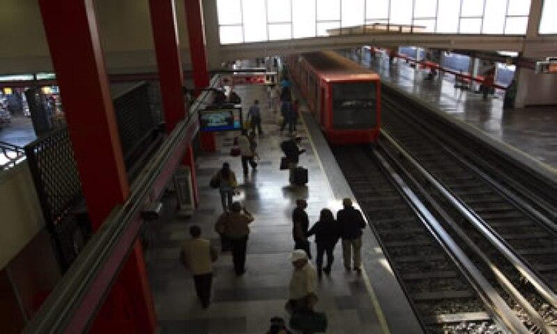 La semana pasada, Alstom ganó un contrato para la modernización de 85 trenes del metro de Ciudad de México.  (Foto: Cuartoscuro )