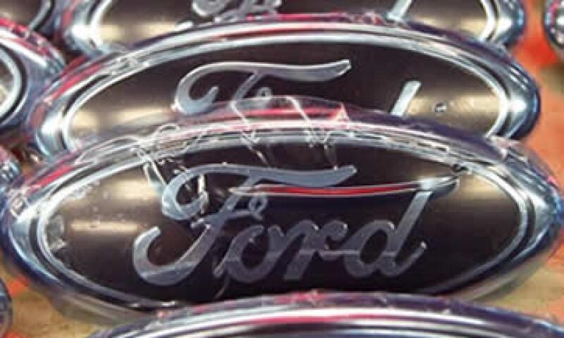 Bill Ford recibirá 979,000 dólares en dividendos cada tres meses. (Foto: Reuters)