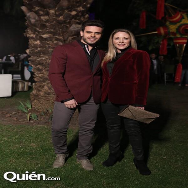 Carlos Marmen,Andrea Noli