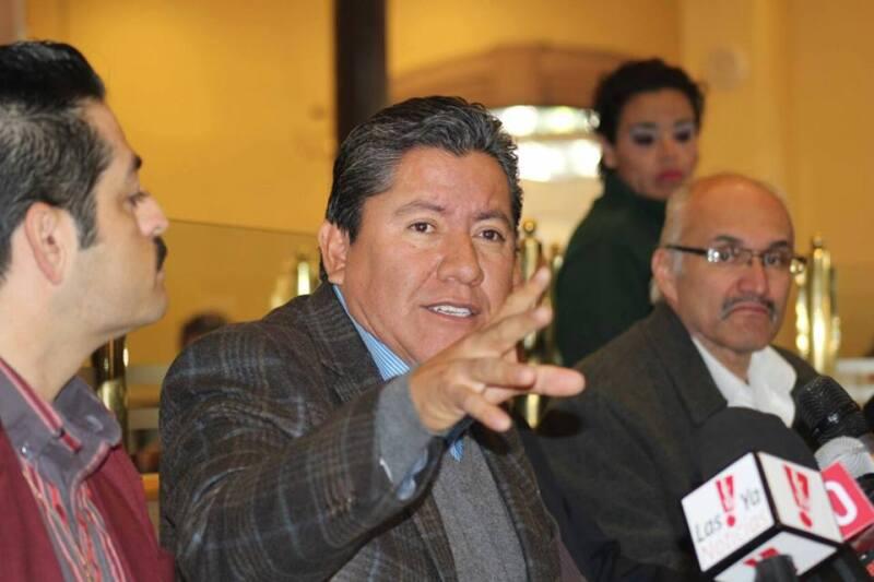El abanderado de Morena dijo que en caso de ser necesario acudirán a instancias internacionales para defender su candidatura.