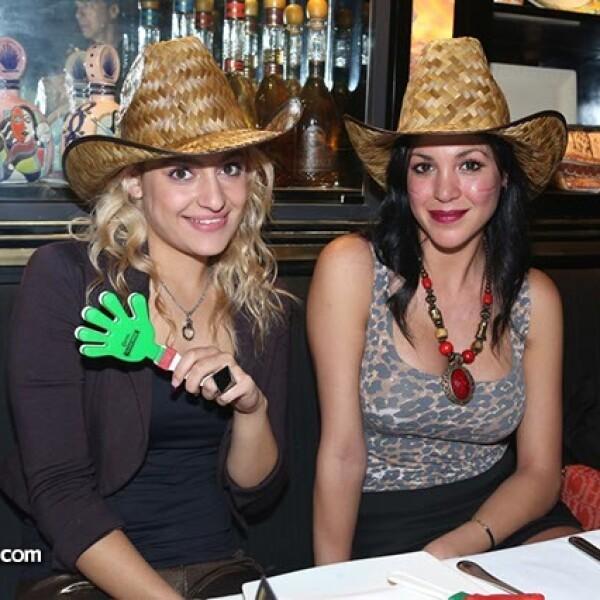 Marina y Natalia González