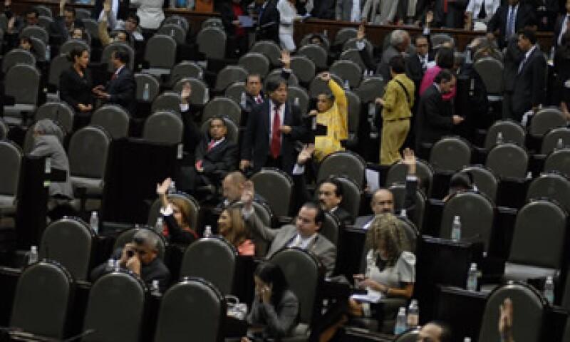 Diputados esperan aprobar la Ley de Ingresos dentro de la fecha límite del 20 de octubre. (Foto: Ntx)