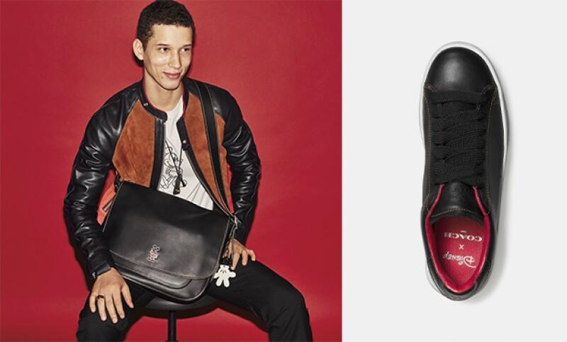 Los productos van desde bolsas, zapatos, carteras y mochilas.