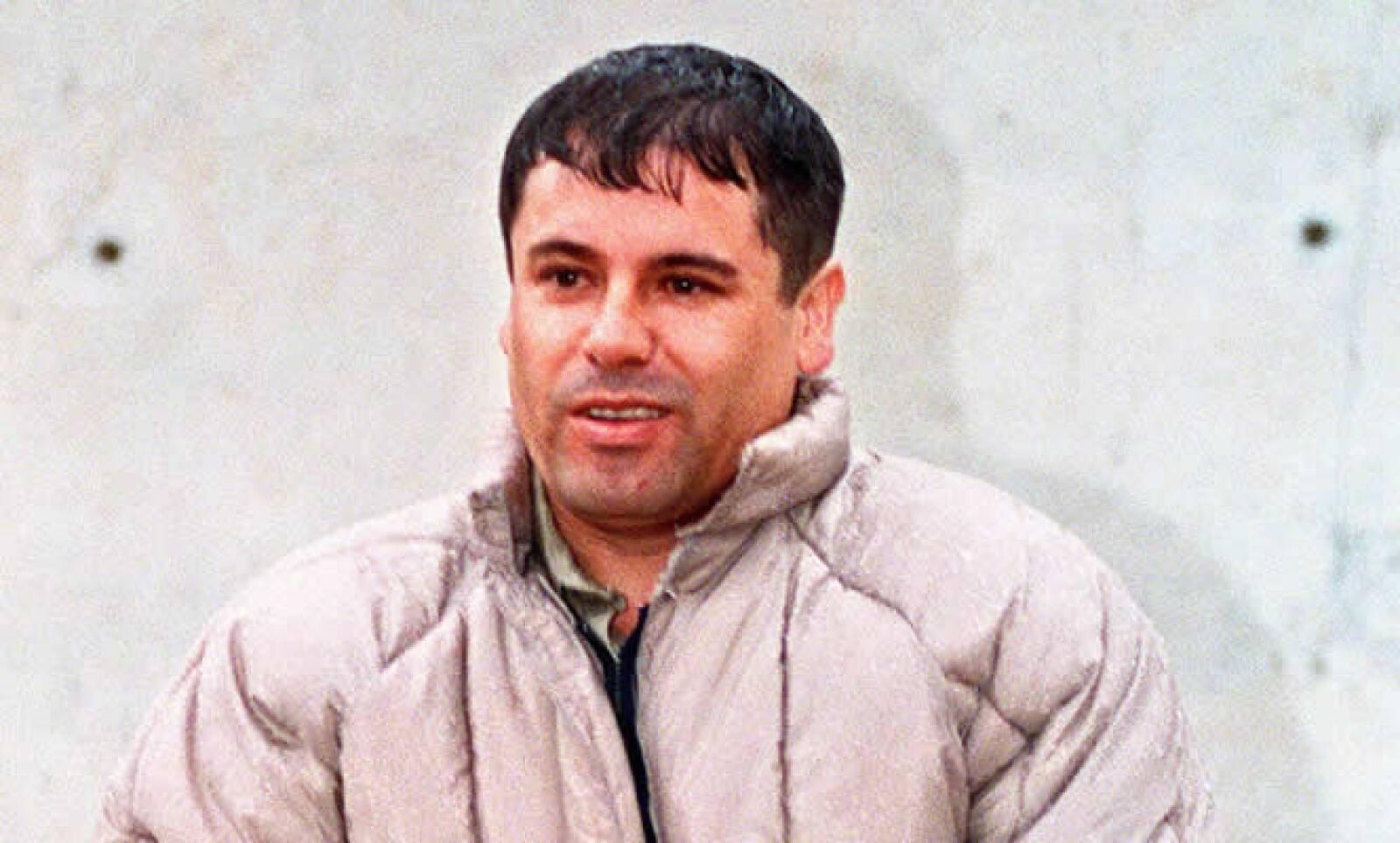 """Joaquín """"El Chapo"""" Guzmán Loera, líder del Cártel de Sinaloa y uno de los narcotraficantes más buscados, fue considerado por la revista Forbes como una de """"Las personas más poderosas del mundo"""", ubicado en la posición 41."""