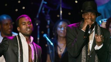 Kanye y Snoop Dog