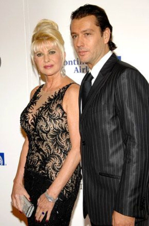 La ex esposa del magnate inmobiliario Donald Trump se separó de Rossano Rubicondi hace tres meses.