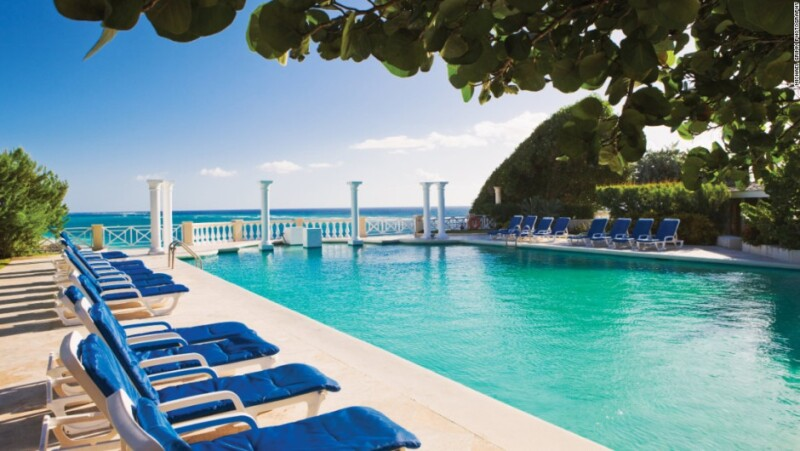 Playa Crane en Barbados