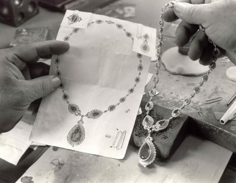 Las joyas de H.Stern han esetado expuestas en museos importantes como el Victoria and Albert Museum en Londres.