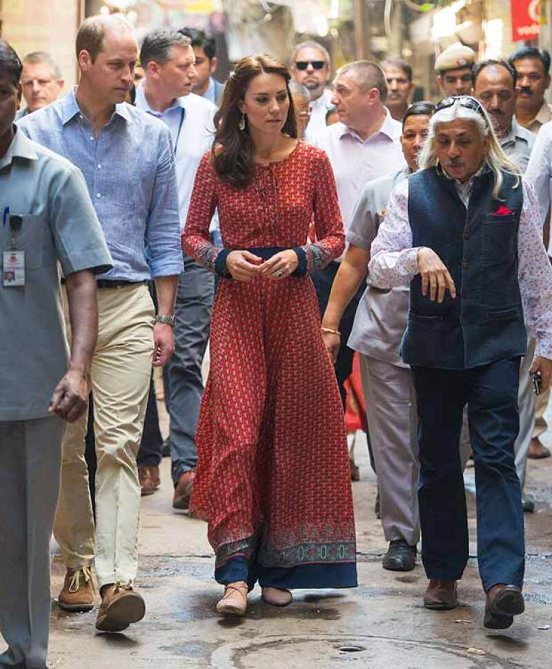 Normalmente, Kate usa vestidos low cost, cuestión que ha encantado al mundo entero por su accesibilidad y elegancia.