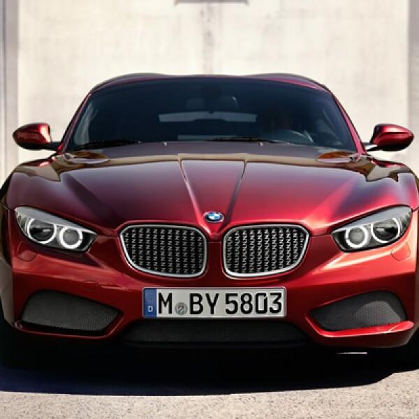 Andrea Zagato fue la encargada de colaborar con BMW para la creación de este modelo.