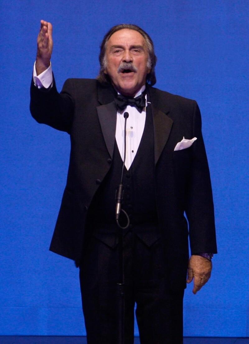 Pedro era uno de los actores mexicanos más reconocidos en el país y el extranjero.