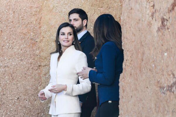 Day 2 - Spanish Royals Visit Morocco