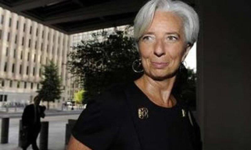 China se había mantenido reservada respecto a su apoyo para los candidatos a dirigir el FMI. (Foto: Reuters)