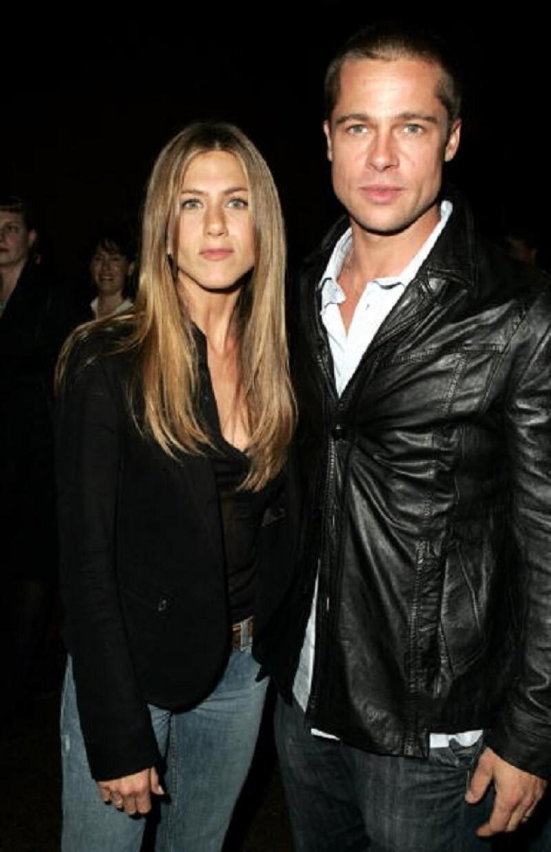 Jennifer mantuvo una relación de cinco años con el ahora esposo de Angelina Jolie.