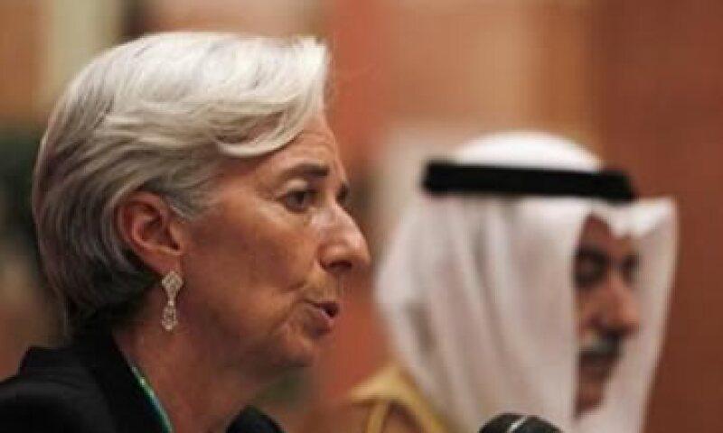 La ministra francesa se perfila como favorita para ser la nueva directora gerente del FMI. (Foto: Reuters)