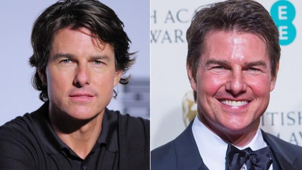 El actor fue uno de los presentadores de la ceremonia de premios, en la que levantó sospechas de un exceso de botox o de haberse realizado una cirugía estética.