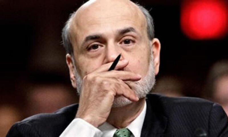 Bernanke indicó que la actividad económica de EU parece haberse desacelerado durante la primera mitad del año. (Foto: AP)