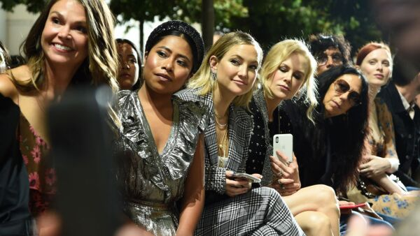 Michael Kors Collection Spring 2020 Runway Show - Front Row
