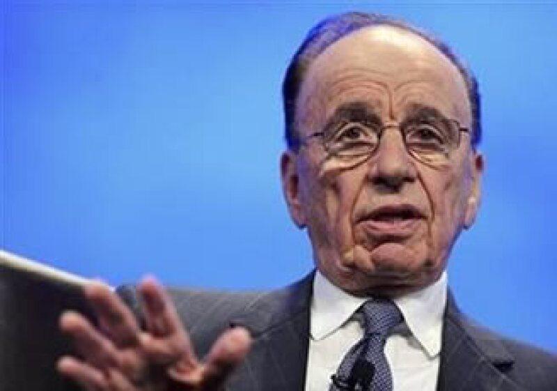 Rupert Murdoch podría dejar a Google sin las noticias de sus periódicos (Foto: Reuters)