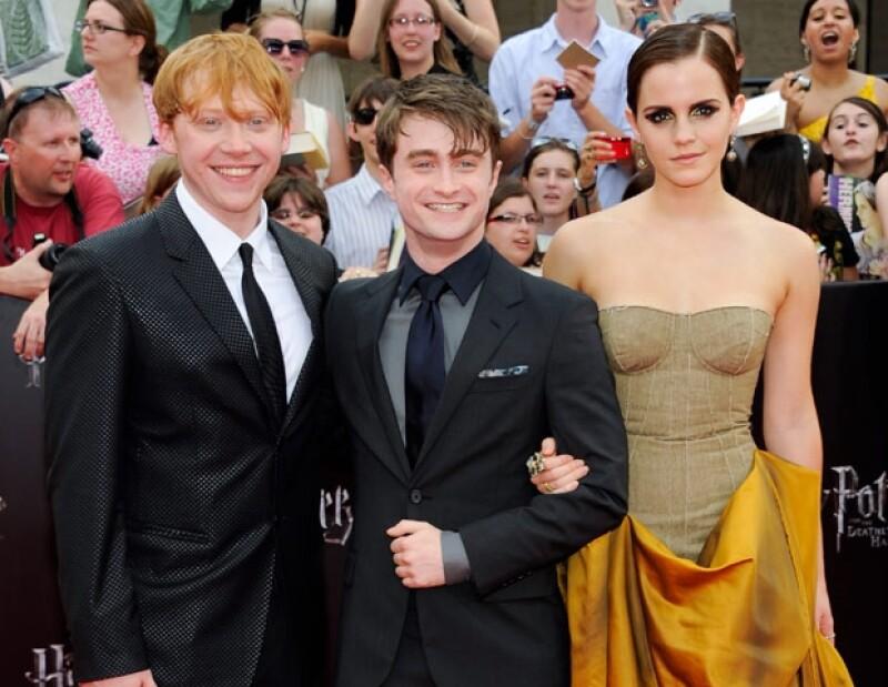 El protagonista de 'Harry Potter&#39 aseguró que no tiene comunicación con el actor británico tras haber concluido con la saga.