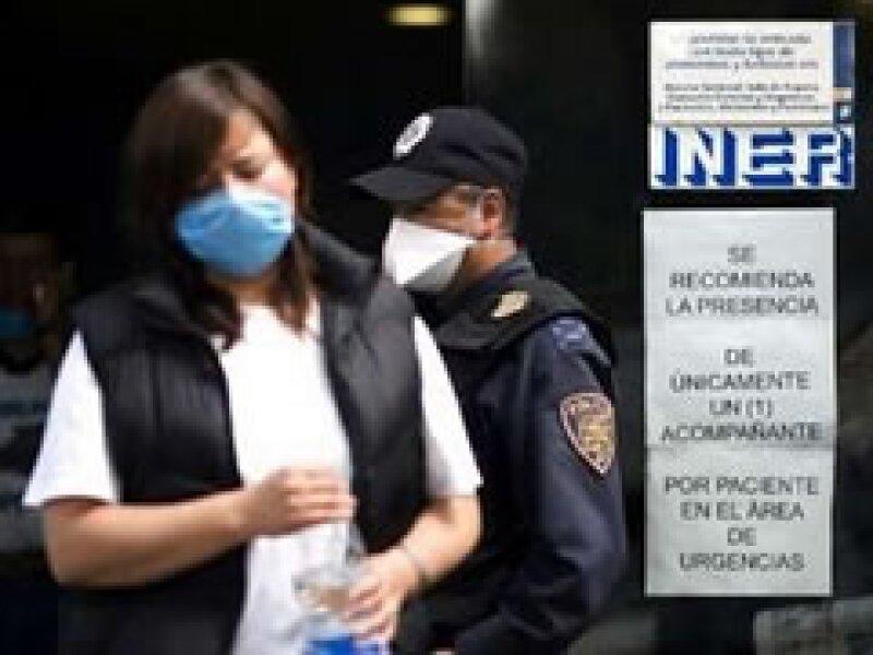 Los casos confirmados de gripe porcina aumentaron en México.  (Foto: Reuters)