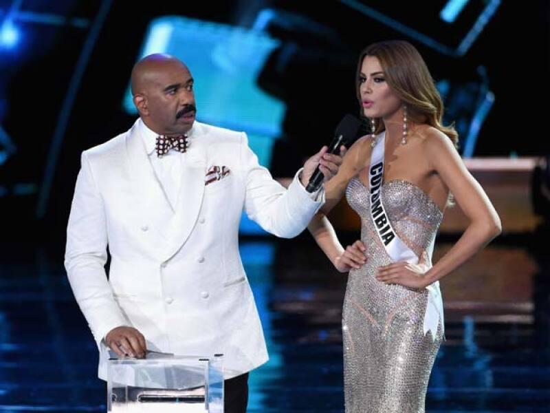 Steve asegura que aunque ha tratado de contactar a Miss Colombia, hasta ahora no ha tenido respuesta.
