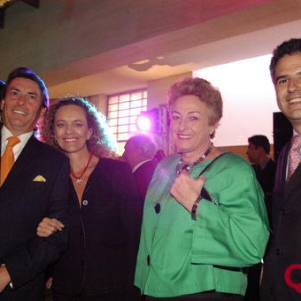 Ignacio Armina, Sofía Beguerisse, Luz Lafous, Julian García