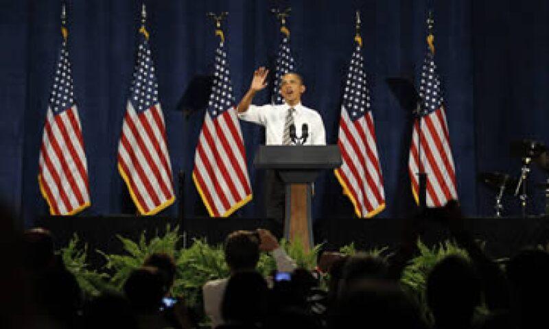 El presidente Obama se presentó en Twitter en julio para hablar sobre temas laborales. (Foto: Reuters)