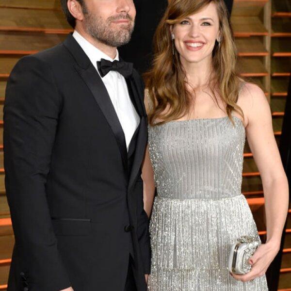 En el after de los Óscar de 2014, la pareja se mostró muy feliz.