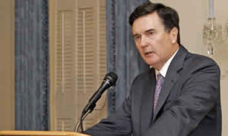 Lockhart dijo que la política de hoja de balance debería alinearse con la política explícita de tasas. (Foto: AP)