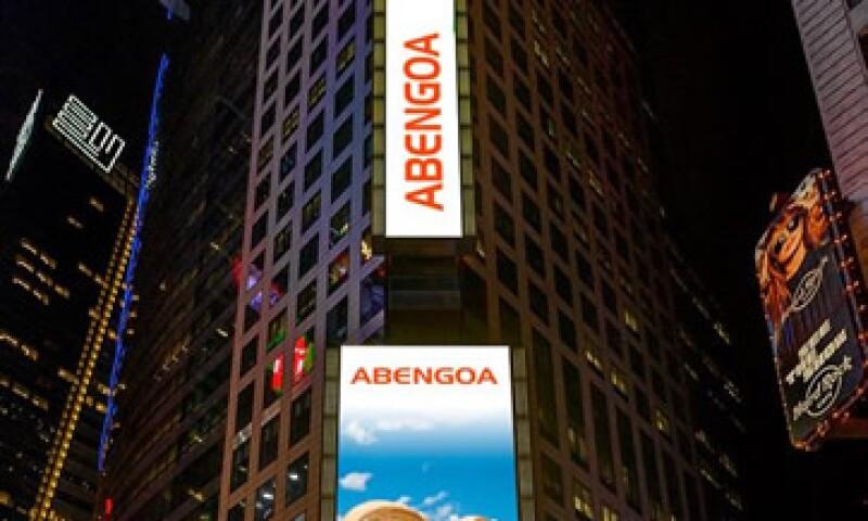 Abengoa México también tiene créditos bancarios. (Foto: Tomada de facebook.com/Abengoa. )
