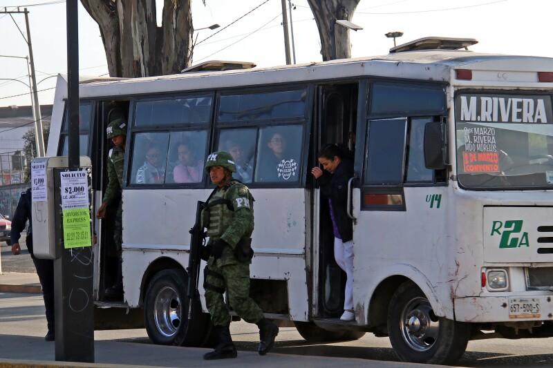 Inseguridad en Puebla